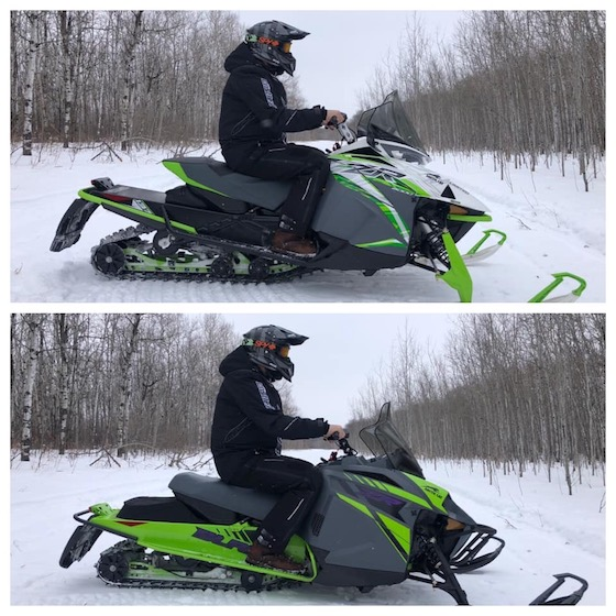 """Last winter I got to spend a fair amount of time riding all the Blast models. At 6'4"""" and built like a Samsquanch, the Right-Sized Blast fits nicely."""