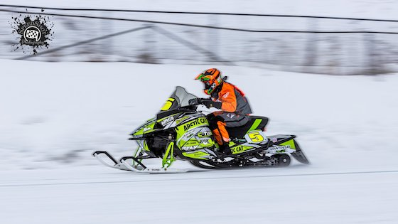 #5 Team Arctic Racing Wes Selby and Zach Herfindahl