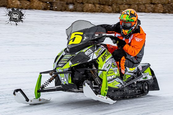#5 Team Arctic Racing of Wes Selby and Zach Herfindahl