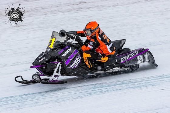 #21 Troy DeWald Cadarette Racing