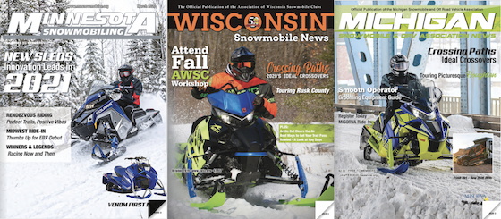 Minnesota, Wisconsin and Michigan State Publications.