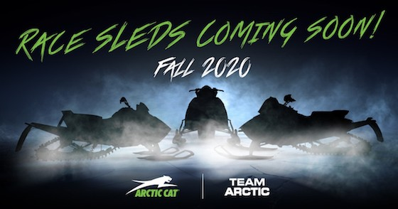 Three New Race Sleds Coming from Team Arctic for 2020/2021 Season