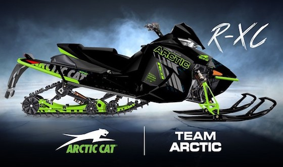 2021 Arctic Cat ZR6000R XC