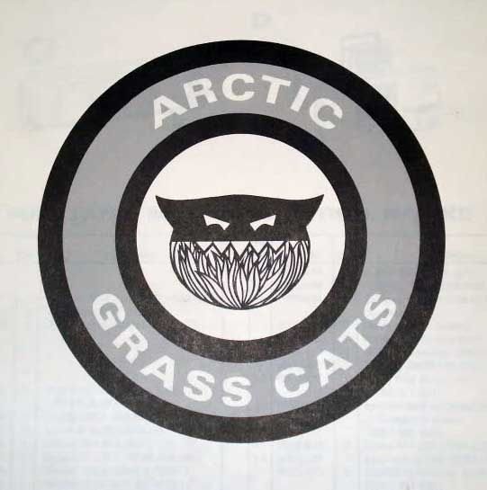 The GrassCat logo has always captured my imagination. If anyone knows who designed it, please Comment