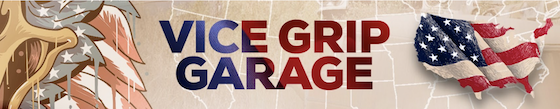 Do the right thing and get on The YouTube. Check out Vice Grip Garage. This family friendly show will def keep you entertained and educated.