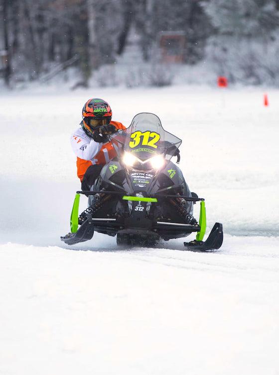 Team Arctic Cross-Country Pro #312 Zach Herfindahl