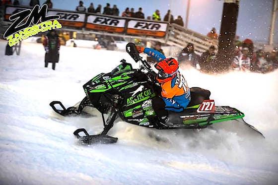 Zandstra Racing Pro Jacob Yurk