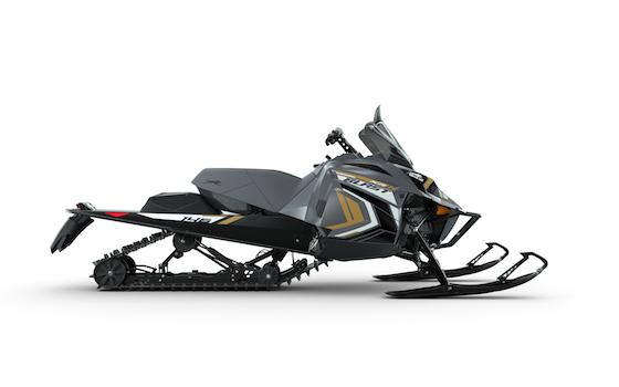 Blast XR shown with Trail Blazer Accessory Kit