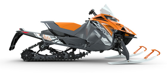 2022 ZR8000 Limited Available in Orange