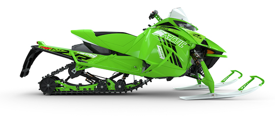 2022 ZR 8000 RR Green