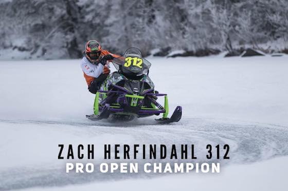 #312 Pro Zach Herfindahl Pro Open Champion