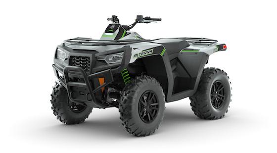 2022 Alterra 600 XT Phantom Gray