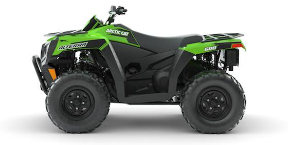 2022 Alterra 600 EPS Medium Green