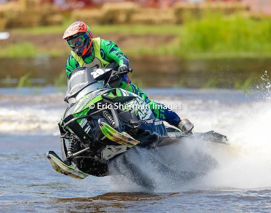 """Dale """"29er"""" Lindbeck was a pleasure to watch racing watercross for Team Arctic. Dale was a Multi-time World Champion who retired a few years ago"""