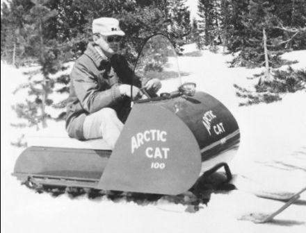 Arctic Cat Model 100