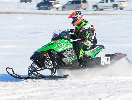 Team Arctic's Bryce Buchanan won Expert 85 (again)