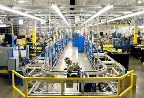 Arctic Cat's St. Cloud Engine Production
