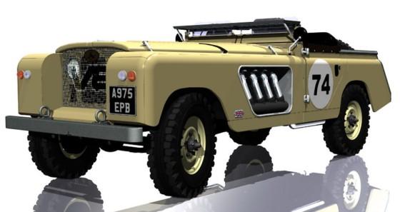 Custom car (not an Arctic Cat)