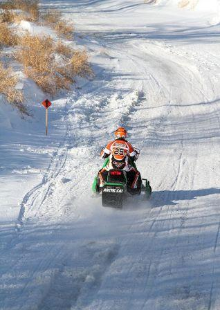 Team Arctic Cat Cross-Country Racers (images by Aaron Kennedy)