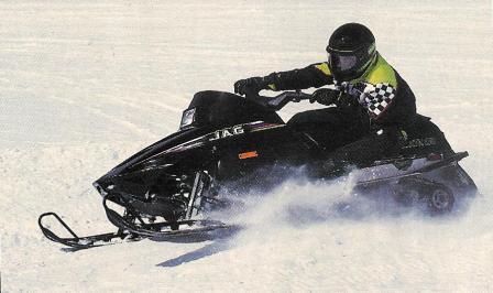 1992 Arctic Cat Jag Special