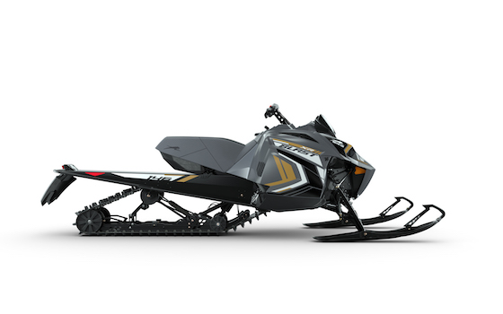 The ArcticInsider Blast XR is ready to pick up. Expect to see this rad ride on full display at Haydays!