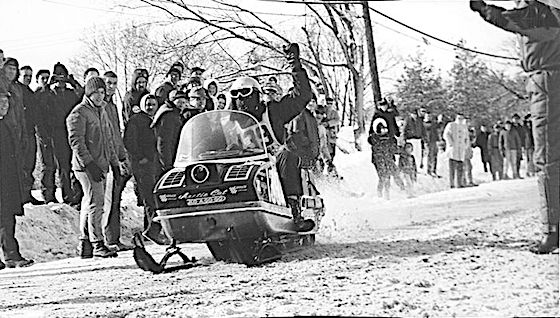 This iconic image always makes me think of Dale Cormican winning the I500.