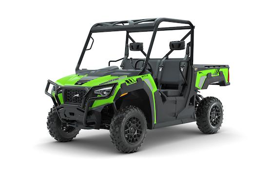 2022 Prowler Pro Base in Medium Green