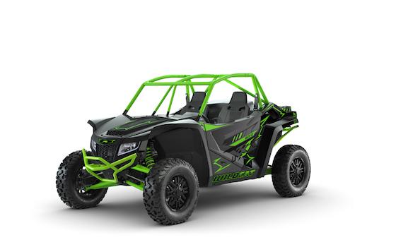 2022 Wildcat XX LTD Flat Black